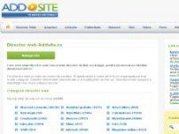 AddSite, Director web gratuit - www.addsite.ro