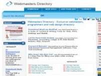 Webmasters Directory - www.bestupti.me