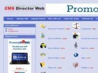 CMS Director web - portal - director.crosmedia.ro