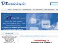 Free Directory - www.domaining.in