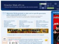Director Web dYr.ro - Promovare rapida si eficienta.  - www.dyr.ro
