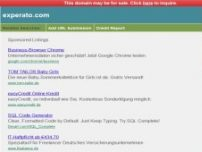 Experato Website Directory - www.experato.com