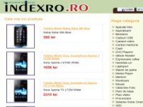 Index Romania - www.indexro.ro