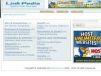 LinkPedia Web Directory - www.linkpedia.net