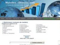 Director web MyIndex - www.myindex.ro