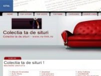 Colectia ta de situri - www.ro-link.ro