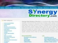 Synergy Web Directory - www.synergy-directory.com