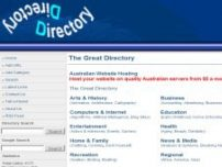 The Great Directory - www.thegreatdirectory.org